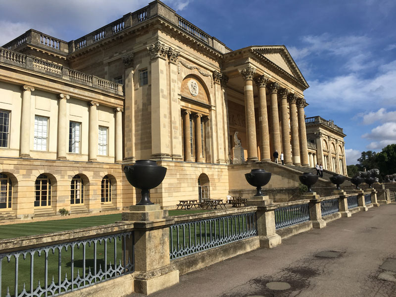Stowe Revisited