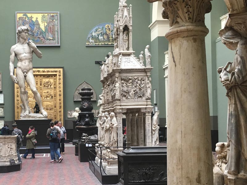 Treasures of the V&A #1