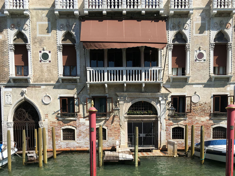 A Holiday in Venice